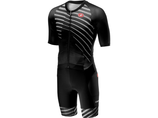 Castelli All Out Speed Suit Herren black/black